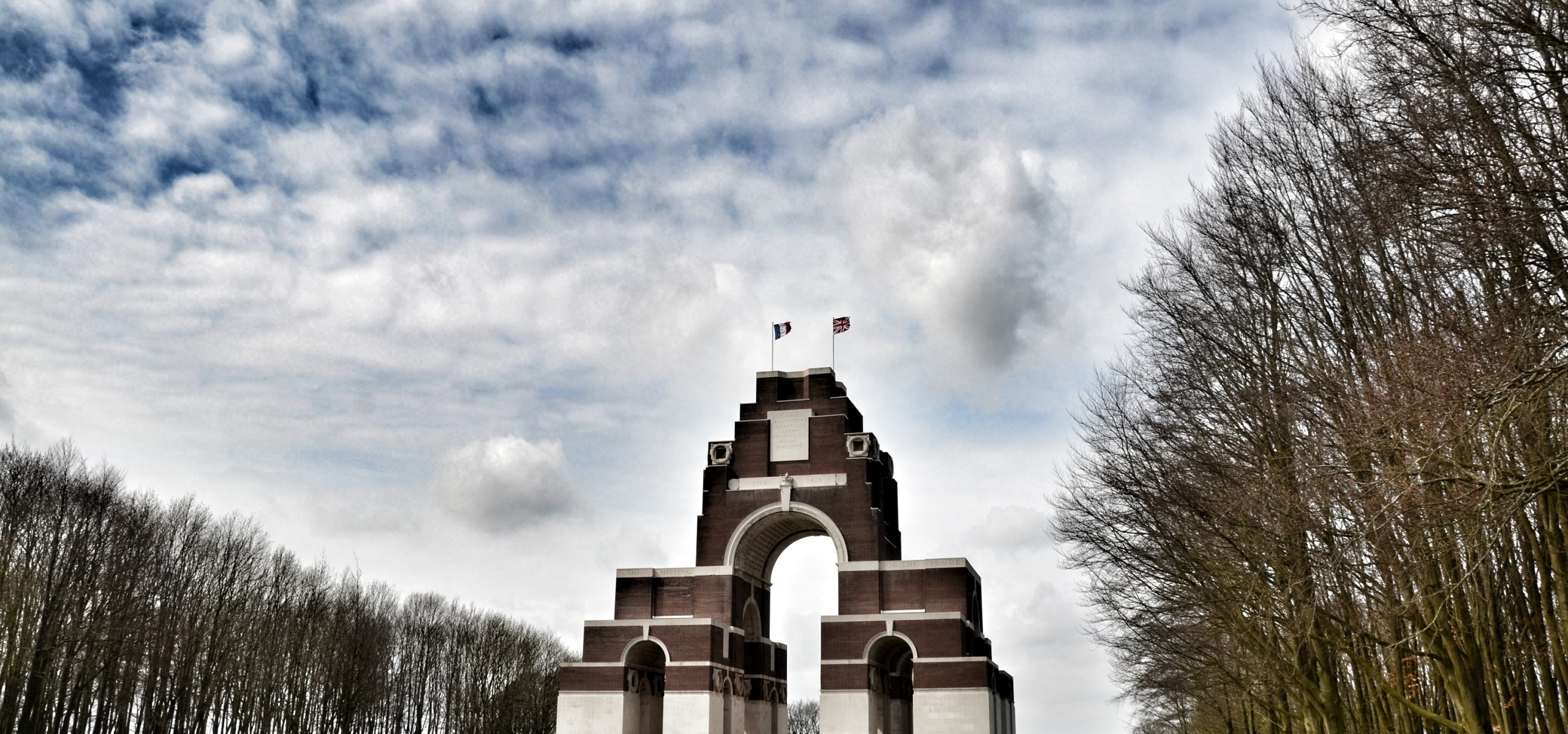Thiepval Memorial To The Missing | WW1 Revisited