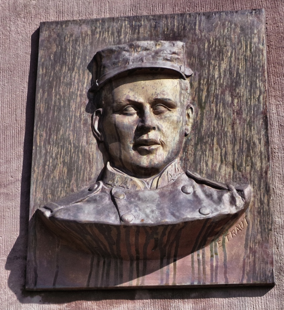 Peugeot's Image on the memorial
