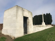 Forceville Communal Cemetery & Extension