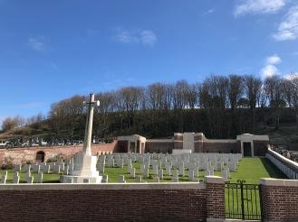 Le Treport Military Cemetery