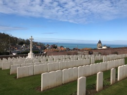 Le Treport Military Cemetery