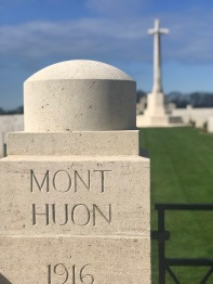 Mont Huon Military Cemetery