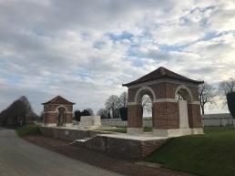 Dernancourt Communal Cemetery Extension