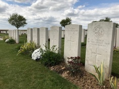 Ovillers Military Cemetery
