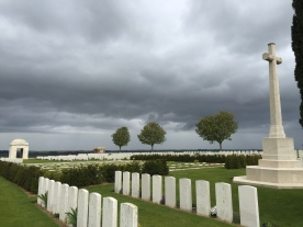 Mill Road Cemetery, Thiepval