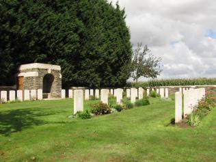 ANZAC Cemetery