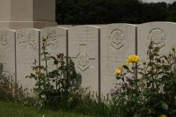 Queen's Cemetery, Puisieux