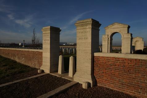 Monchy British Cemetery