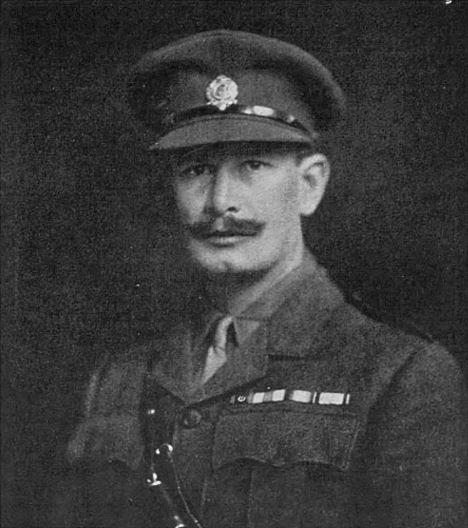 Vendresse: Brig-Gen R.H. Husey