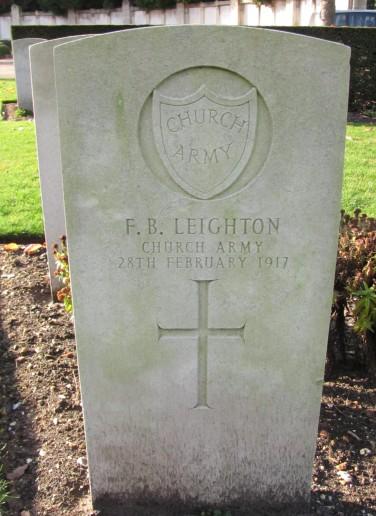 St Sever: F.B. Leighton