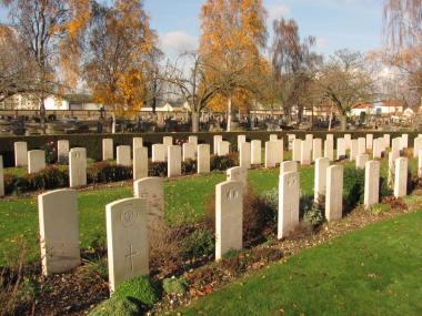 St Sever Cemetery, Rouen