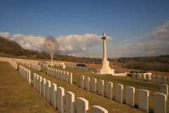 Vendresse British Cemetery, Aisne