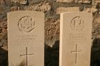 Vendresse Churchyard, Aisne
