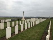 Sunken Road Cemetery, Fampoux