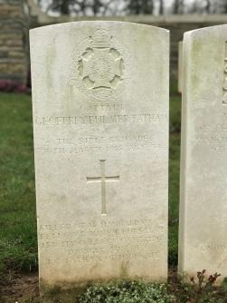 Caix British Cemetery